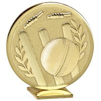Global Cricket Gold Gold 60mm