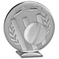 Global Cricket Silver Silver 60mm