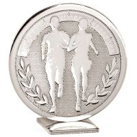 Global Running Silver Silver 60mm