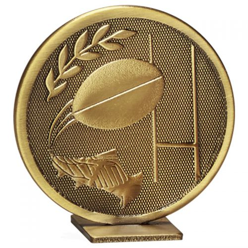 Global Rugby Bronze Bronze 60mm