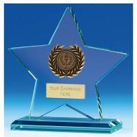 Major Star Glass Clear 7 Inch