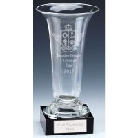 Alpha Glass Cup Trophy Award