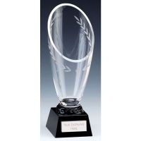 Eclipse Glass Cup Trophy Award