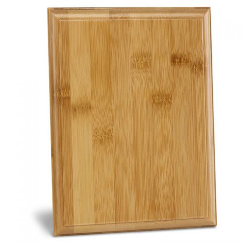 Bamboo Plaque Bamboo 6.75 Inch