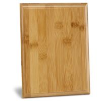 Bamboo Plaque Bamboo 8 Inch