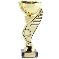 Falcon Cup Trophy Award Gold 7.5 Inch (19cm) - New 2019
