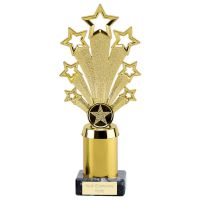 Fanfare Star Gold 8.75 Inch (22cm) - New 2019