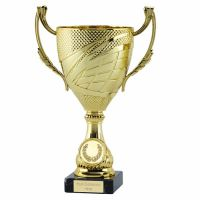 Canberra Cup Trophy Award Gold 7.75 Inch (19.5cm) - New 2019