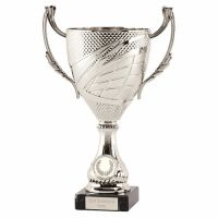 Canberra Cup Trophy Award Silver 9.5 Inch (24cm) - New 2019