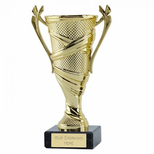 Reno Cup Trophy Award Gold 6.25 Inch (16cm) - New 2019