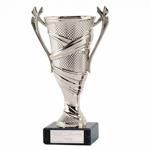 Reno Cup Trophy Award Silver 6.25 Inch (16cm) - New 2019