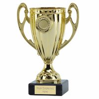 Perth Cup Trophy Award Gold 5.75 Inch (14.5cm) - New 2019