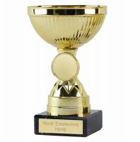 Copenhagen Gold Cup Trophy Award 5 Inch (12.5cm) - New 2019