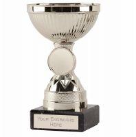 Copenhagen Silver Cup Trophy Award 4.75 Inch (12cm) - New 2019