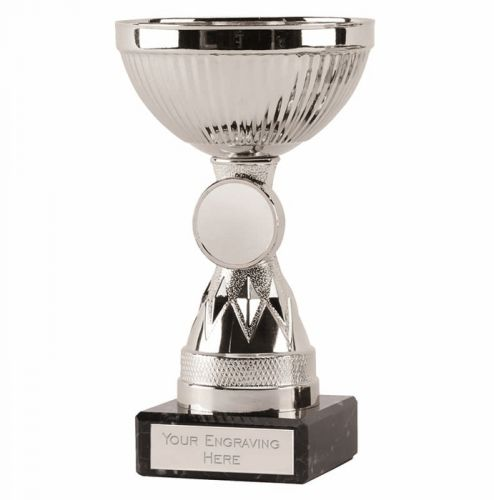 Copenhagen Silver Cup Trophy Award 5.5 Inch (14cm) - New 2019