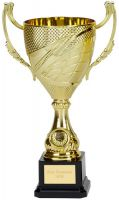 Canberra Presentation Cup Trophy Award Gold 8 7/8 Inch (22.5cm) : New 2020