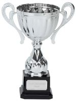 Link Track Trophy Award Silver Presentation Cup Trophy Award 8 7/8 Inch (22.5cm) : New 2020