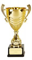 Link Gold Presentation Cup Trophy Award 17.5 Inch (44.5cm) : New 2020