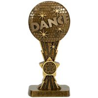 Glitterball Dance - Aggt - 6.5 Inch (16.5cm)- New 2018