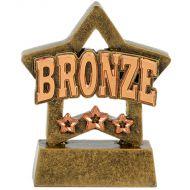 MINI STAR Bronze - AGBT - 3 1/8 inch (8cm)- New 2018