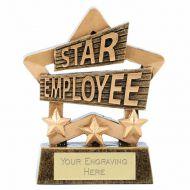 Mini Star Star Employee 3.25 Inch (8cm) - New 2019