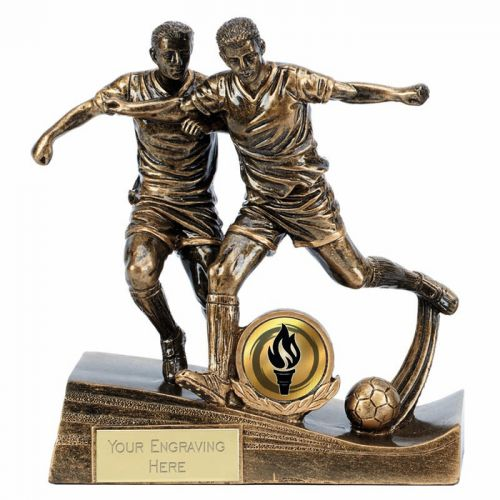 Duo Football Gold 5.75 Inch (14.5cm) - New 2019