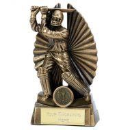 Pulse Cricket Batsman 7 Inch (17.5cm) - New 2019