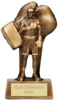 Soul Boxing Trophy Award 7.25 Inch (18cm) : New 2020