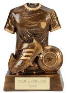 Legend Football Trophy Award 7 Inch (17.5cm) : New 2020