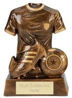 Legend Football Trophy Award 7 Inch (17.5cm) : New 2020