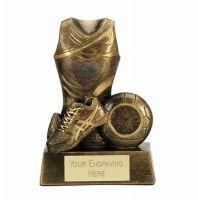 Legend Netball Trophy Award 6 Inch (15cm) : New 2020