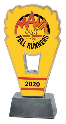 Bespoke Hero Sports Resin 8 Inch (20cm) : New 2020