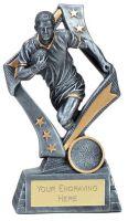 Flag Rugby Trophy Award 6.75 Inch (17cm) : New 2020