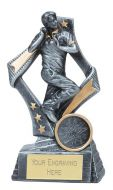 Flag Cricket Trophy Award Bowler 5 1/8 Inch (13cm) : New 2020