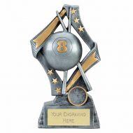 Flag Pool Trophy Award 5 1/8 Inch (13cm) : New 2020