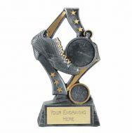 Flag Track Trophy Award 5 1/8 Inch (13cm) : New 2020