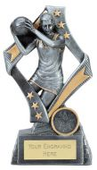 Flag Netball Trophy Award 7.5 Inch (19cm) : New 2020
