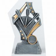 Flag Darts Trophy Award 6.75 Inch (17cm) : New 2020