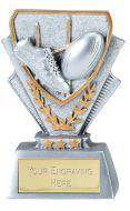 Rugby Trophy Award Mini Presentation Cup Trophy Award 3 3/8 Inch (8.5cm) : New 2020