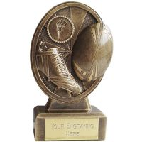 Compass Rugby Trophy Award 5 1/8 Inch (13cm) : New 2020