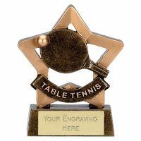 Mini Star Table Tennis