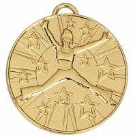 Target50 Dance Medal Award 2 inch (50mm) Diameter : New 2020