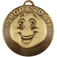 Target Sports Day Medal - Bronze - 50mm Diameter- New 2018