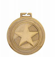 Aura Star Medal 2 Inch (50mm) Diameter - New 2019