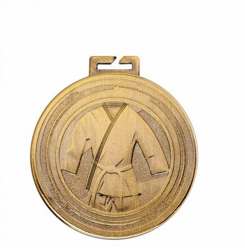 Aura Martial Arts Medal 2 Inch (50mm) Diameter - New 2019
