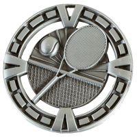 Varsity Sports Medal Award Tennis 2 3/8 Inch (60mm) Diameter : New 2020