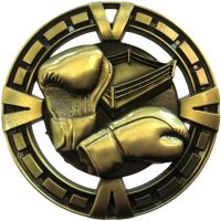 Varsity Sports Medal Award Boxing 2 3/8 Inch (60mm) Diameter : New 2020