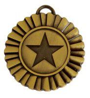 Rosette Medal 1 3/8 Inch (45mm) Diameter : New 2020