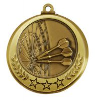 Spectrum Darts Medal Award 2.75 Inch (70mm) Diameter : New 2020