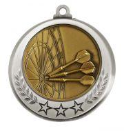 Spectrum Darts Medal Award 2.75 Inch (70mm) Diameter : New 2020